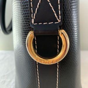 Bags - Lancel Paris Leather handbag come with small pouch